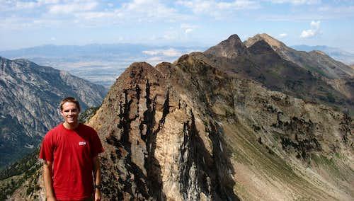 Monte Cristo summit shot