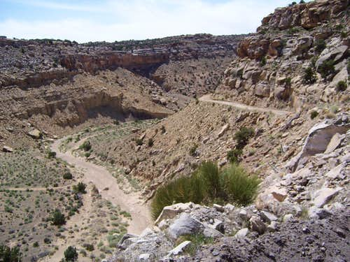 Crescent Canyon (lower)