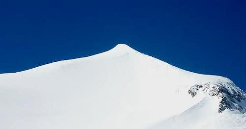 Grande Motte - NE ridge...