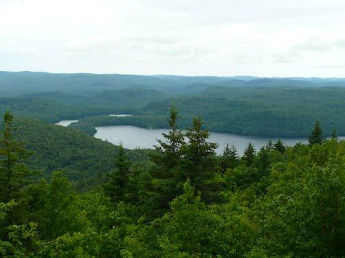 Griffin Lake Peak