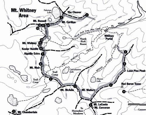 Whitney Basin Traverse