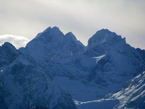 Winter Views of Tatras