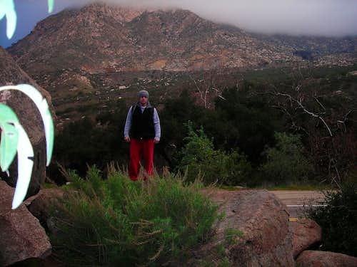 El Cajon Mtn - El Capitan 3