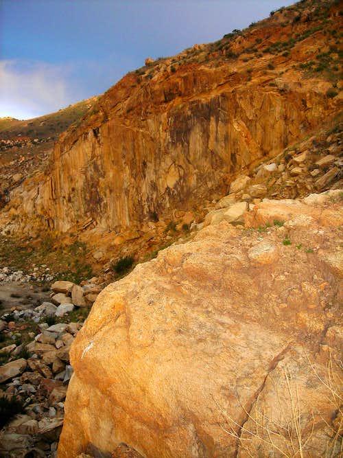 El Cajon Mtn - El Capitan 4