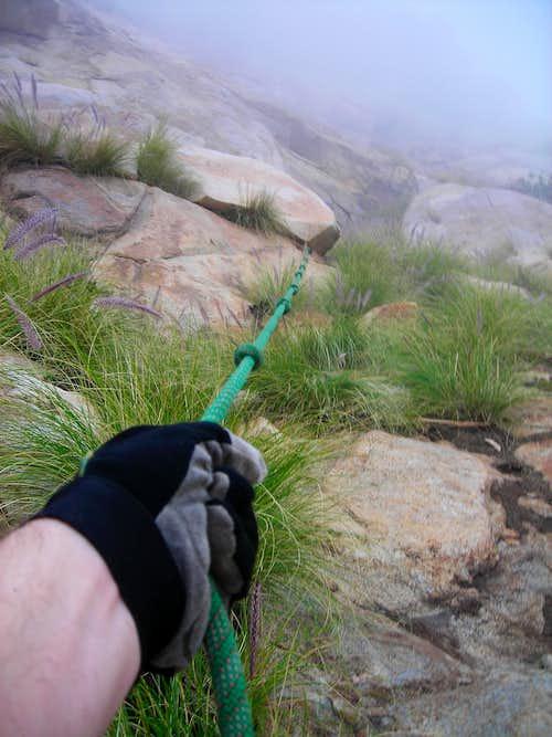 El Cajon Mtn - El Capitan 9
