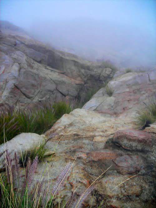 El Cajon Mtn - El Capitan 10