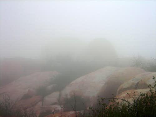 El Cajon Mtn - El Capitan 17