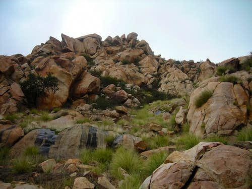 El Cajon Mtn - El Capitan 25