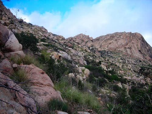 El Cajon Mtn - El Capitan 26