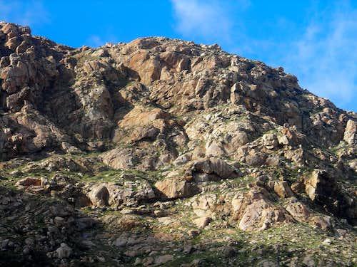 El Cajon Mtn - El Capitan 29