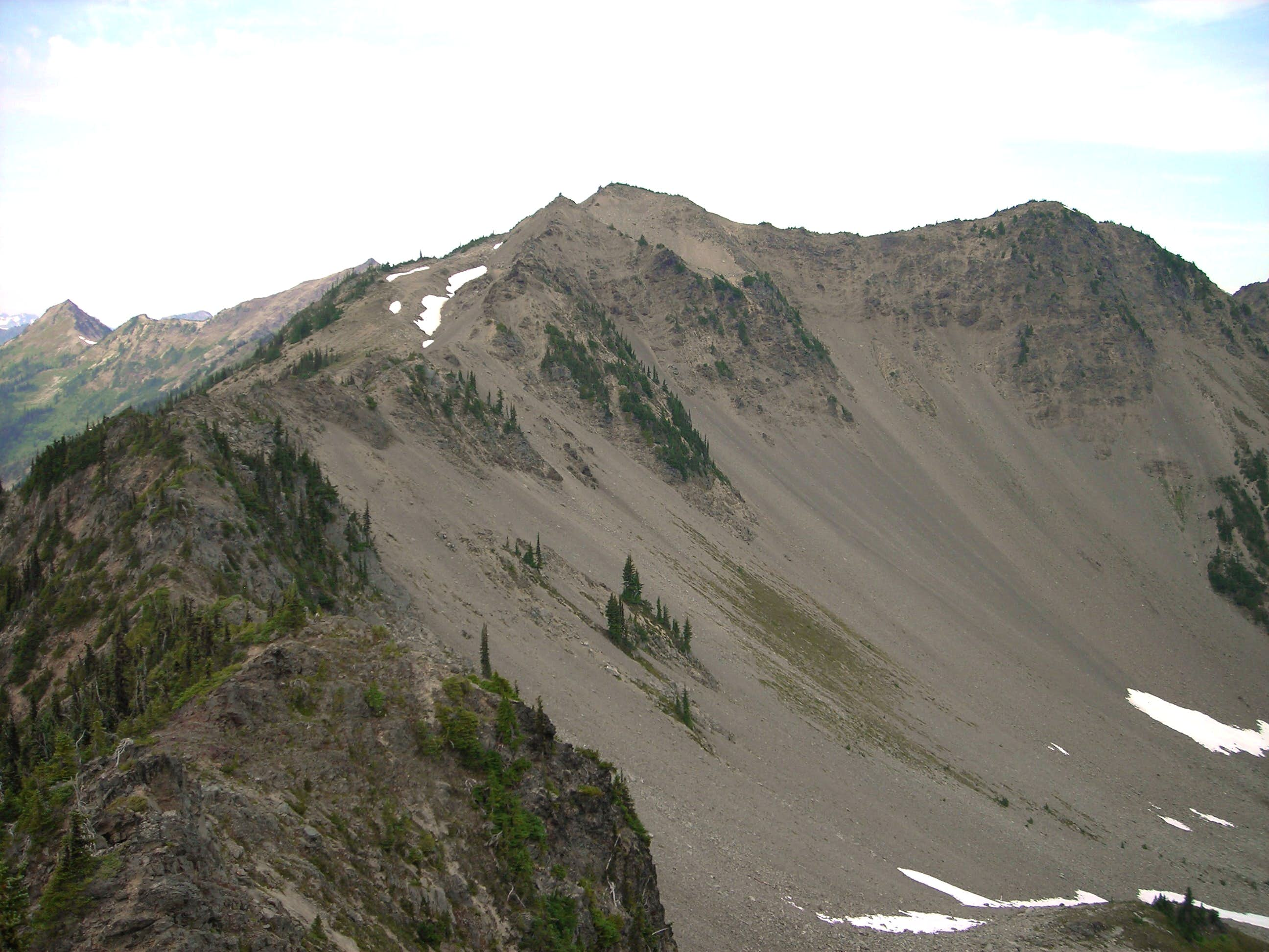 West Wellesley Peak