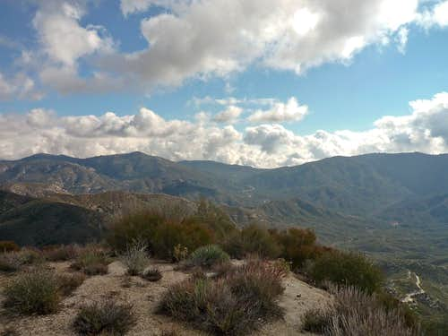Upper Big Tujunga Canyon