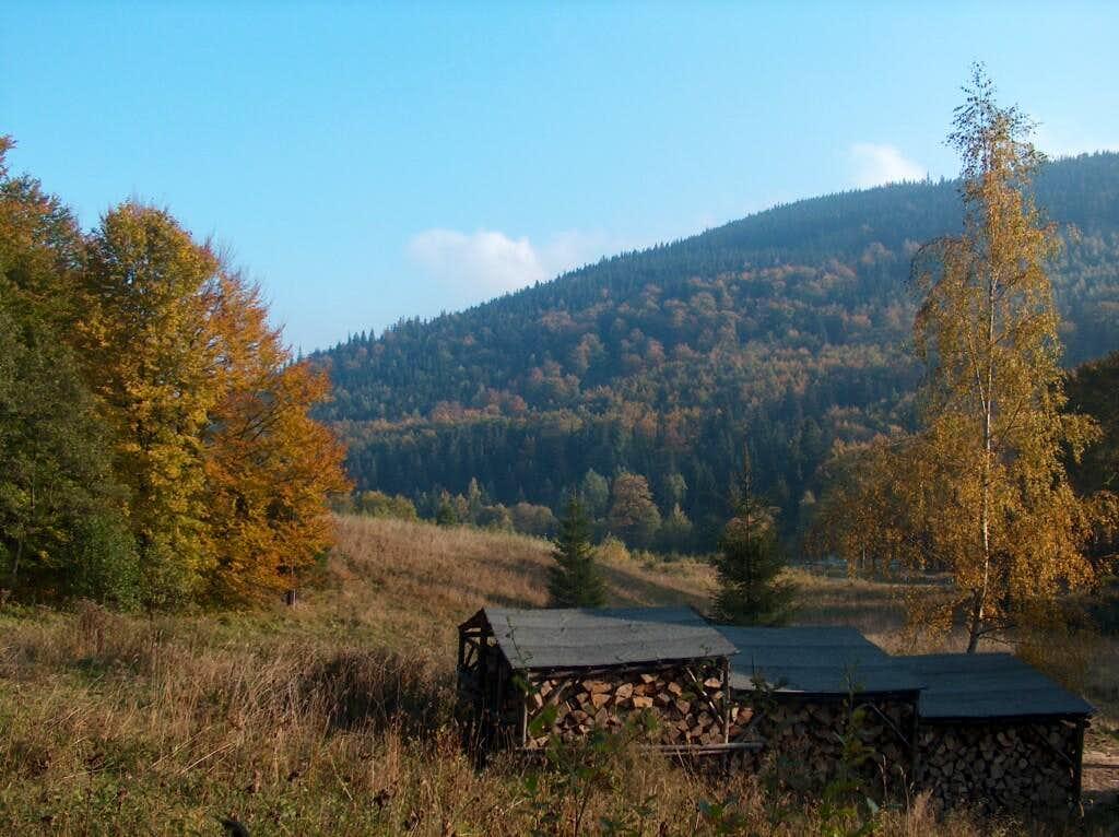 In Kletno, on the foot of Śnieżnik
