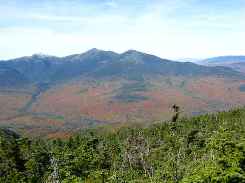 The Northern Presidentials in the fall