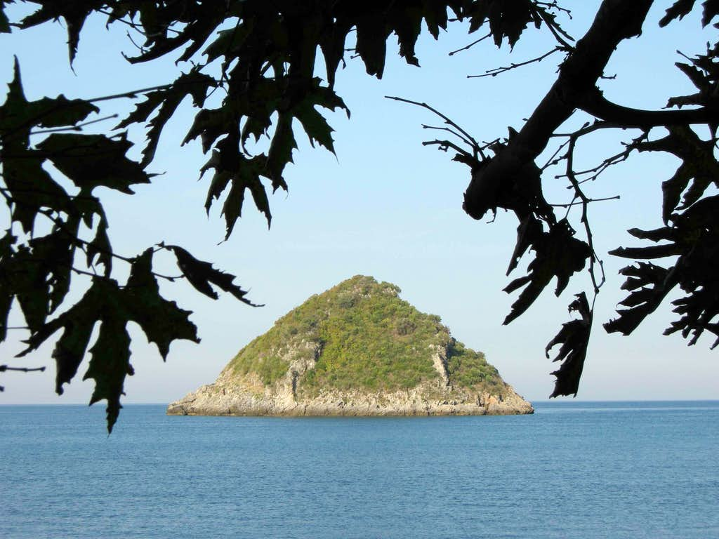 Hiliadonisi island, Greece