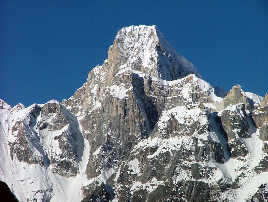Naike Peak (6416m)