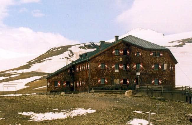The Oberwalderhut