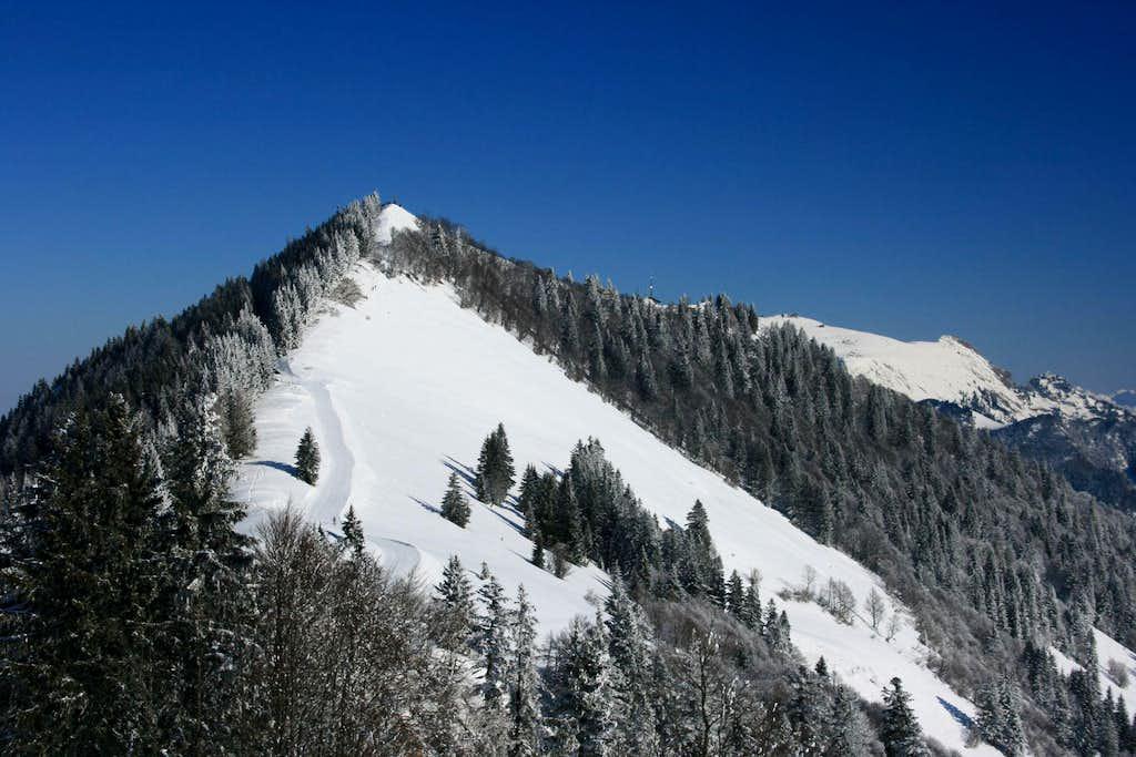 Zwölferhorn, 1.522m