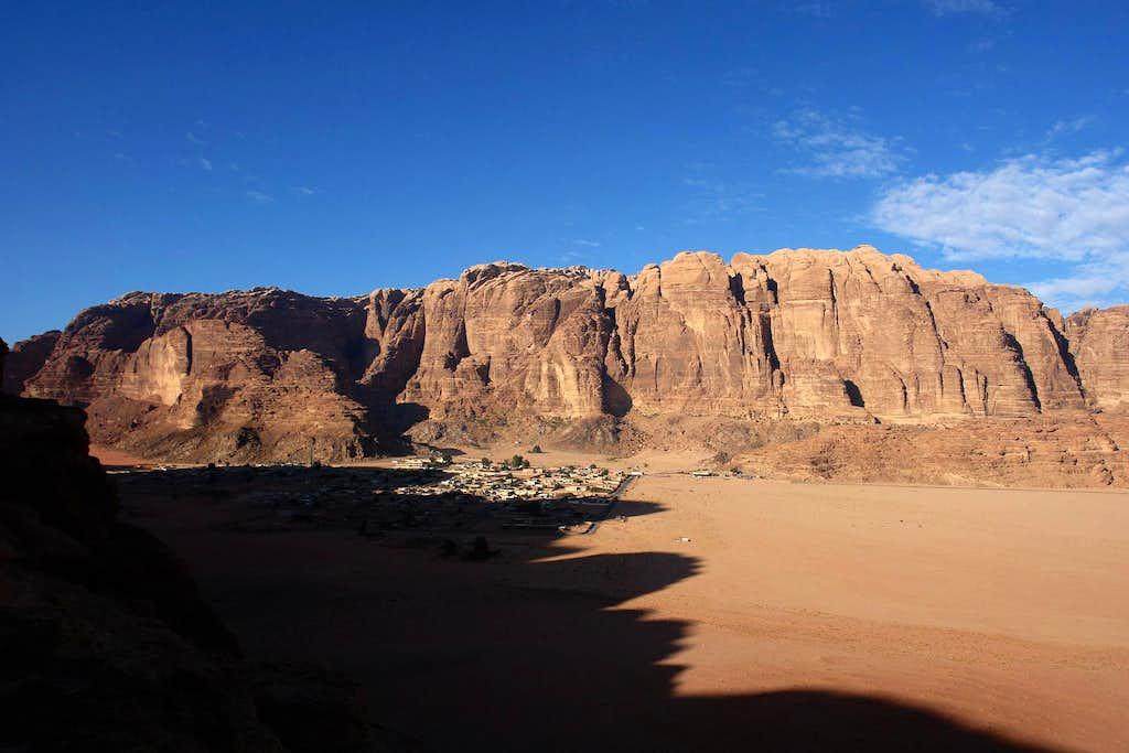 Jebel Rum Massif