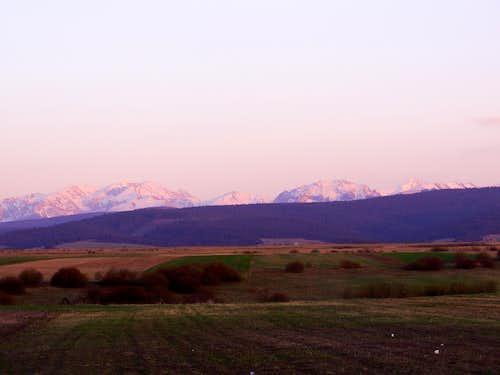 Saying goodbye to Western Tatras