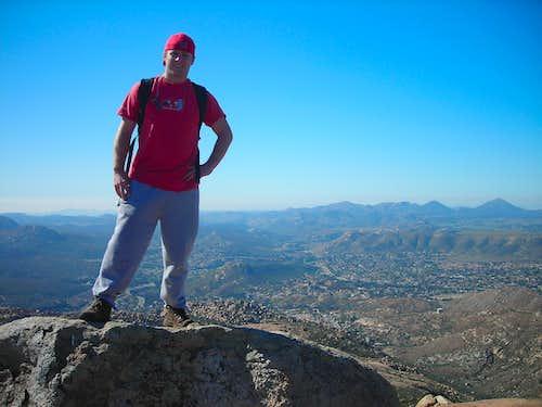 Mt Gower 10