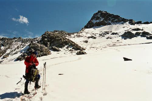 Dreiländerspitze South Route