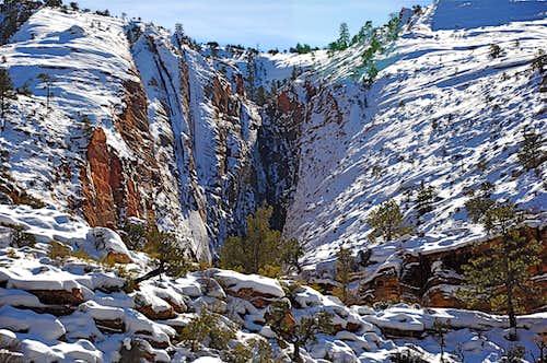 Icebox Gorge