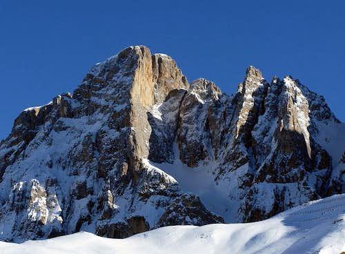 Cima dei Bureloni (3.130 mtrs)