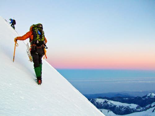 Summit of Ledenfeld