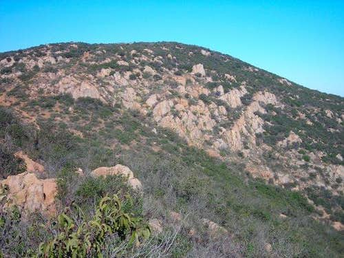 Pyles Peak 1