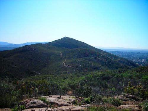 Pyles Peak 4