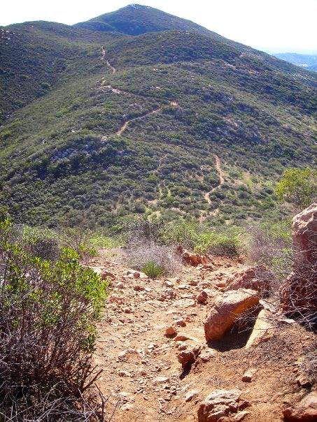 Pyles Peak 6