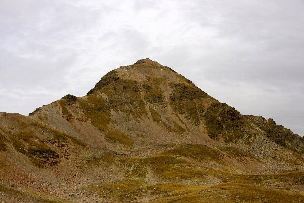 Grosser Schafkopf / Cima delle Pecore