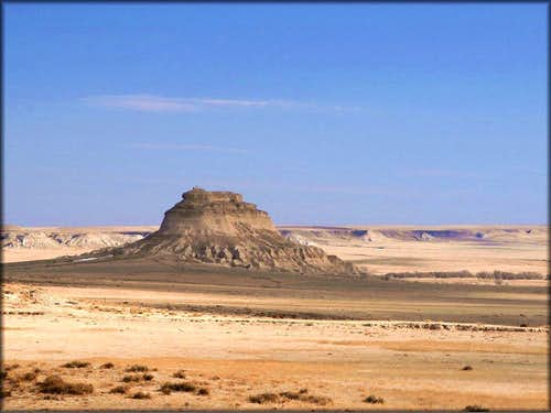 The East Butte