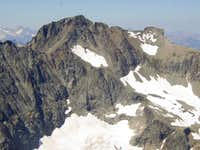 Mt. Fernow with Mt. Goode in...