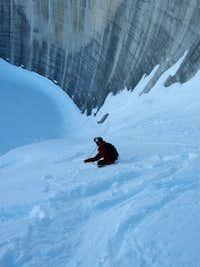 Dam Skiing