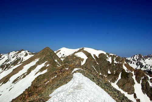 Keller Mountain East Ridge