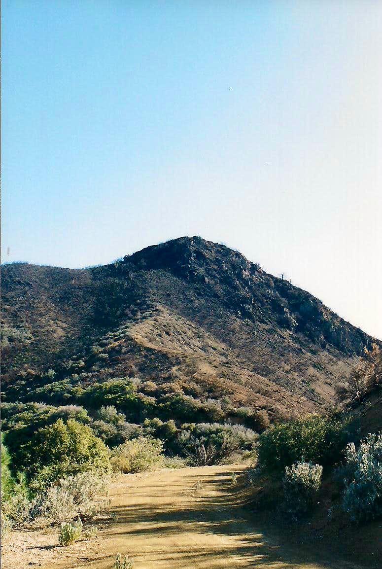 Cachuma  Mountain