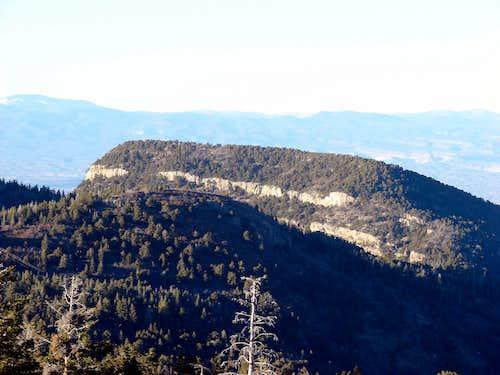 Palomas Peak