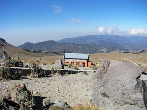 Orizaba Basecamp