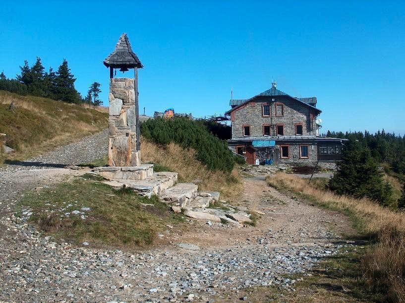 The hut <a href=