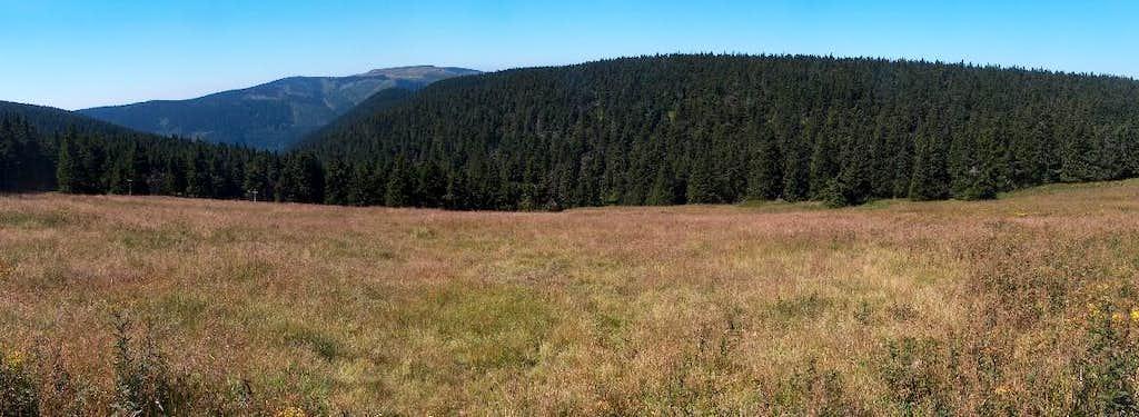 Praděd panorama