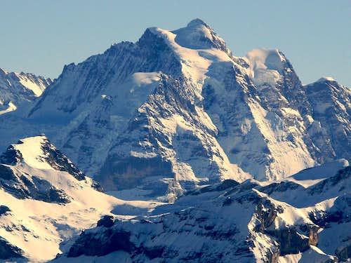 Jungfrau 4158m