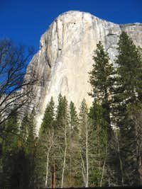 El Capitan from the southeast
