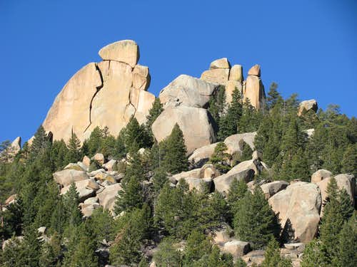 The Bishop - Bishop Rock