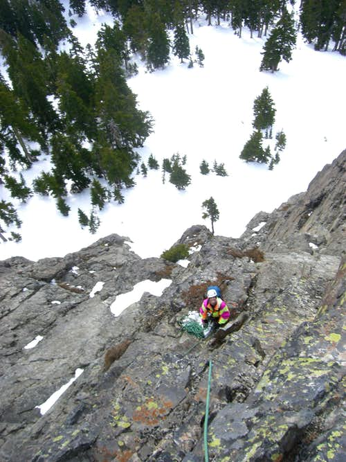looking down pitch 4