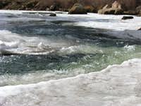 Frozen North Fork - South Platte