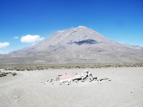 Volcán Ubinas - A Peaceful Summit