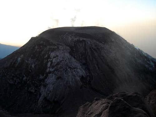Volcan Santiaguito - El Caliente
