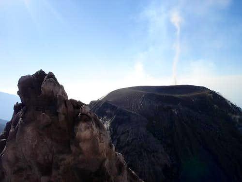 El Caliente - Volcan Santiaguito